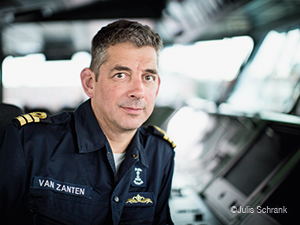Captain van Zanten